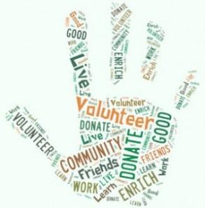 Volunteer-word-cloud